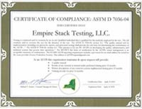Accredited Emission Testing Body